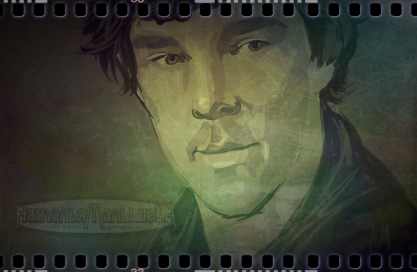 Benedict Cumberbatch por natalsanna